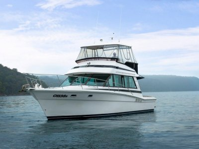 "Riviera 38 Bluewater ""Affordable Cruising"""