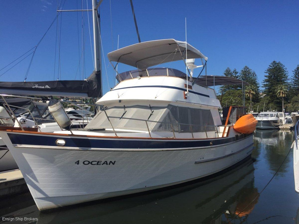 Ocean 40 Displacement Cruiser
