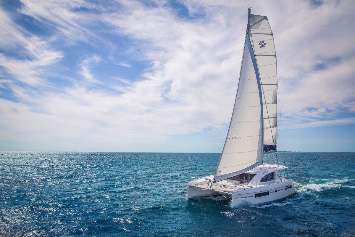 New Leopard Catamarans 40