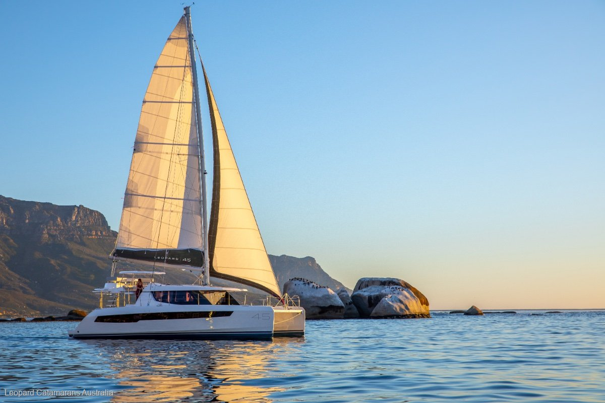 New Leopard Catamarans 45