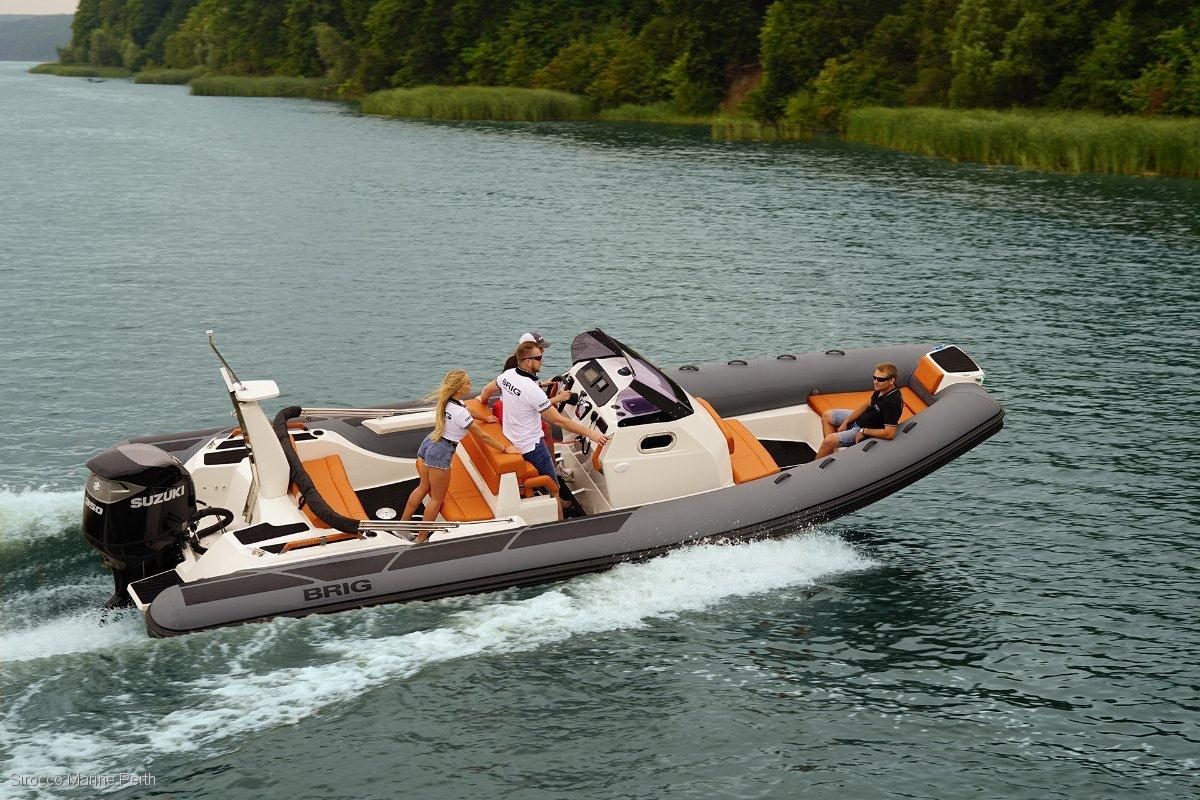 Brig Eagle 8 Rigid Inflatable
