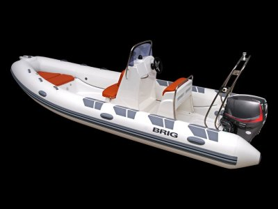 Brig Falcon 570HL Rigid Inflatable Tender (IN STOCK)