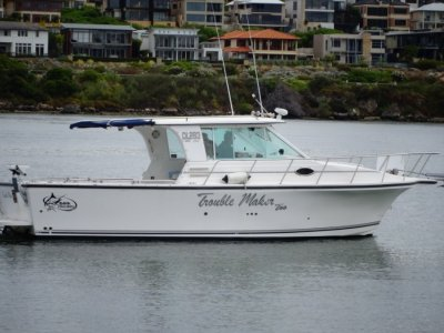 Baha Cruisers 300 GLE GREAT FISHING RIG AND WELL PRICED TO SELL!!