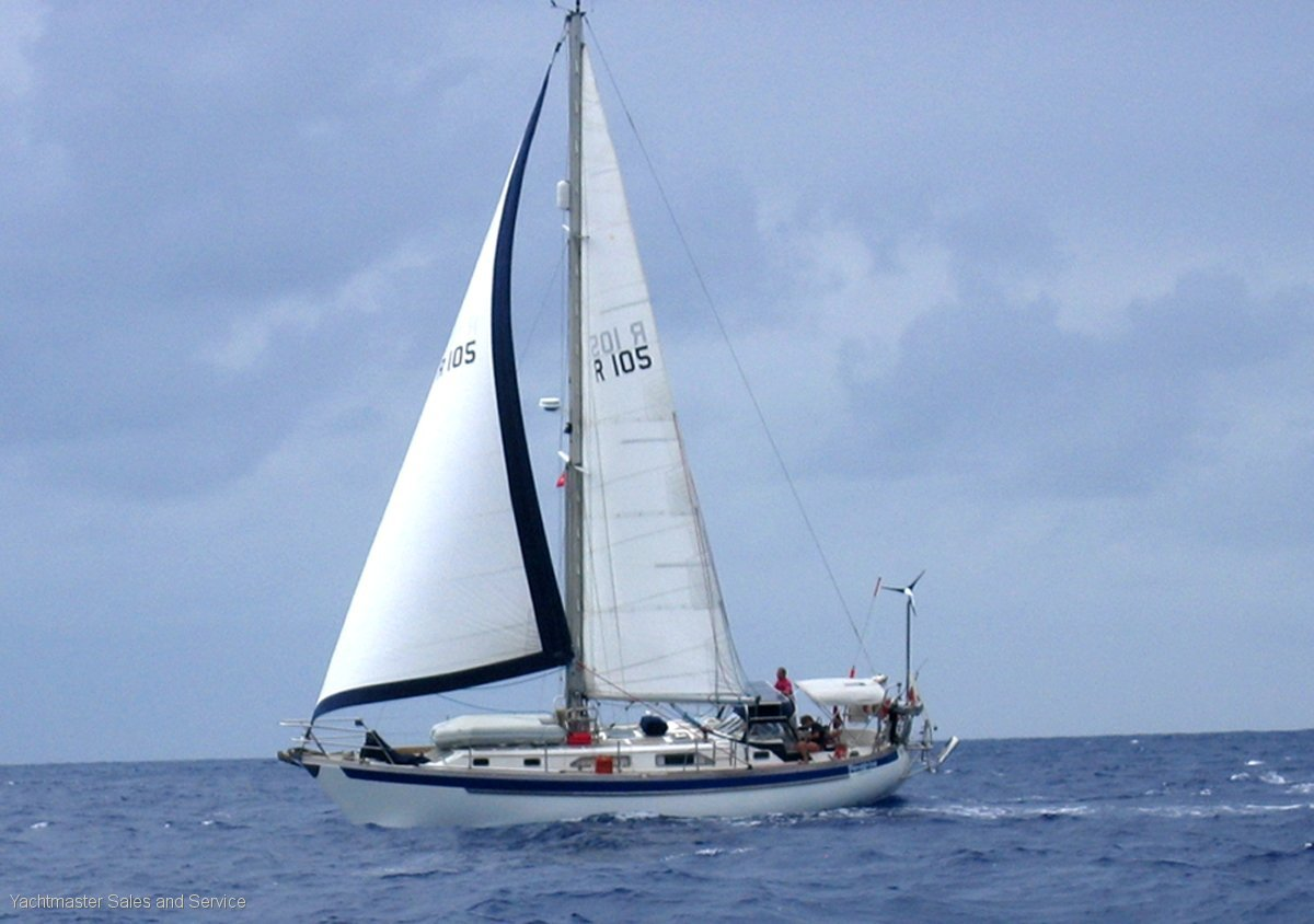 Slocum Cutter Rigged Sloop