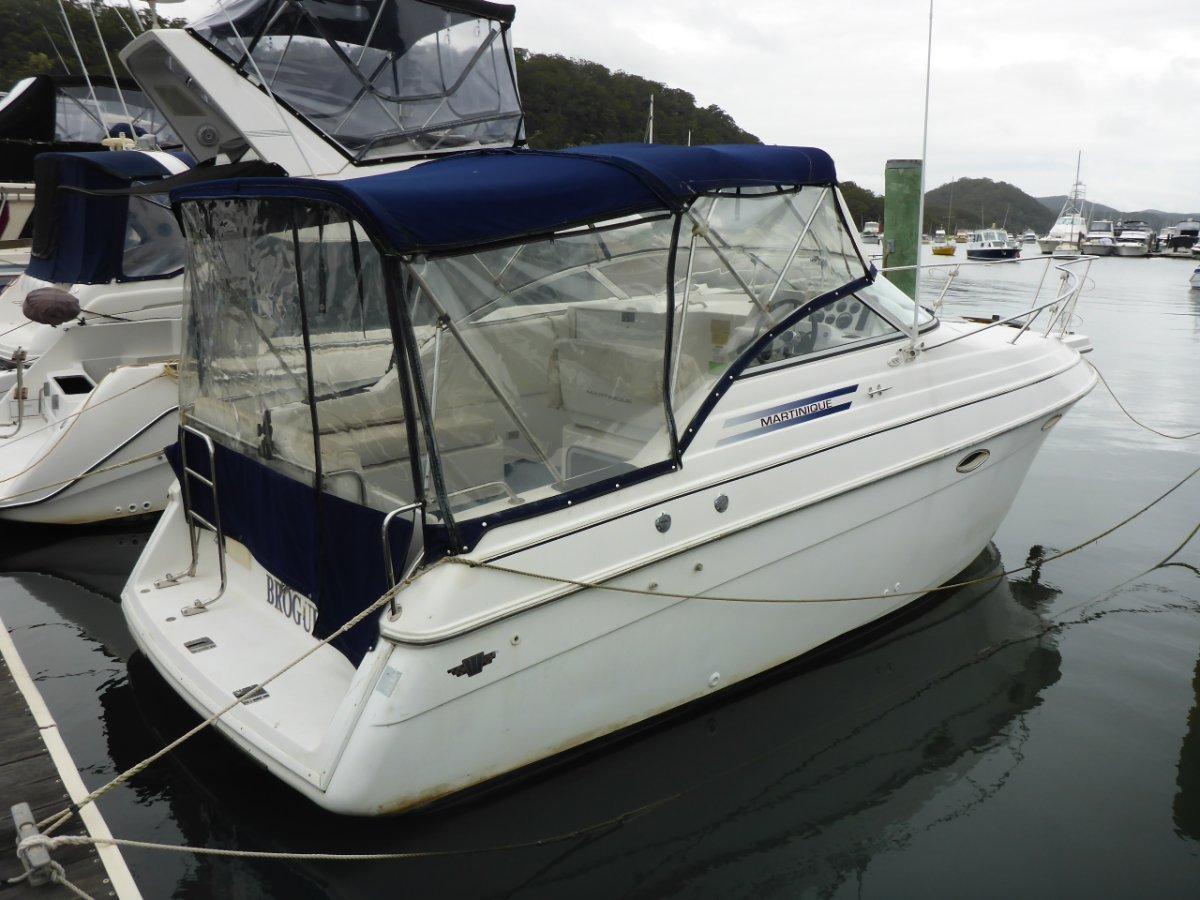 Wellcraft 2400 Martinique