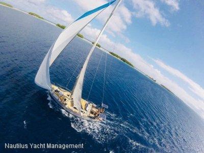 High Latitudes Cruising Yacht built in Germany