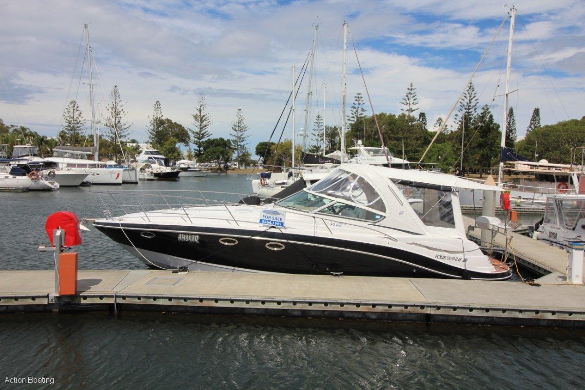 Four Winns Vista 348 Sports Cruiser