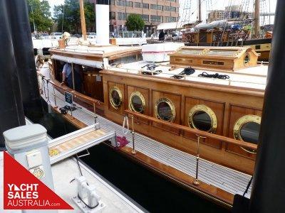 Steam Yacht Preana