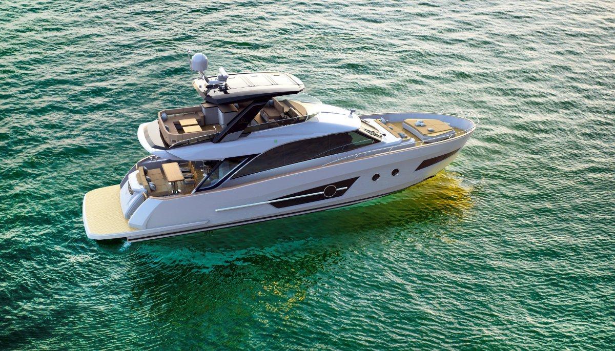 Greenline 58 Ocean Class