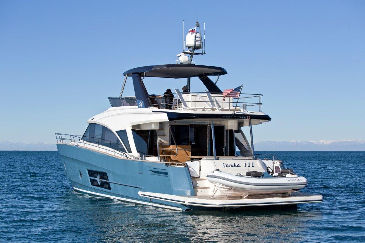 Greenline 68 OceanClass