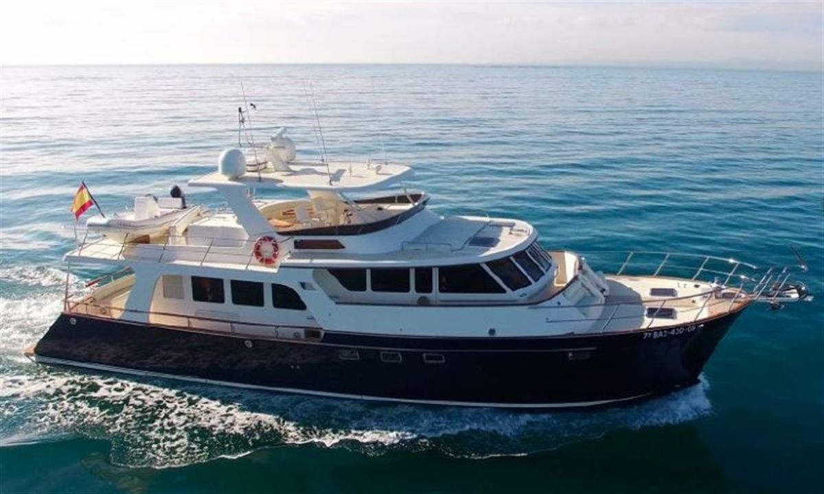 Marlow Yachts Explorer 65