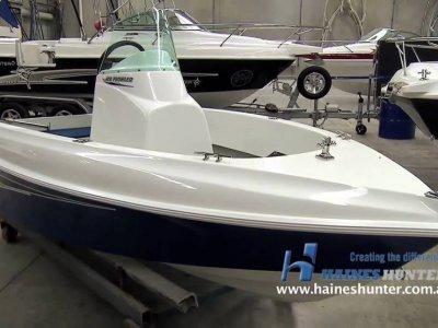 Haines Hunter 400 Seawasp