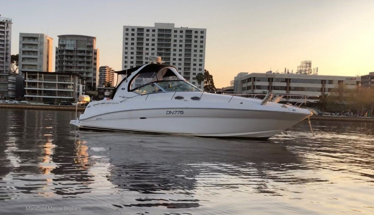 Sea Ray 355 Sundancer with Hillarys Marina Pen Available *