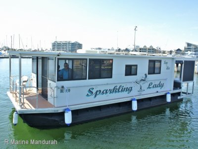 Custom Houseboat ** A HOME ON WATER ** $169,000 **