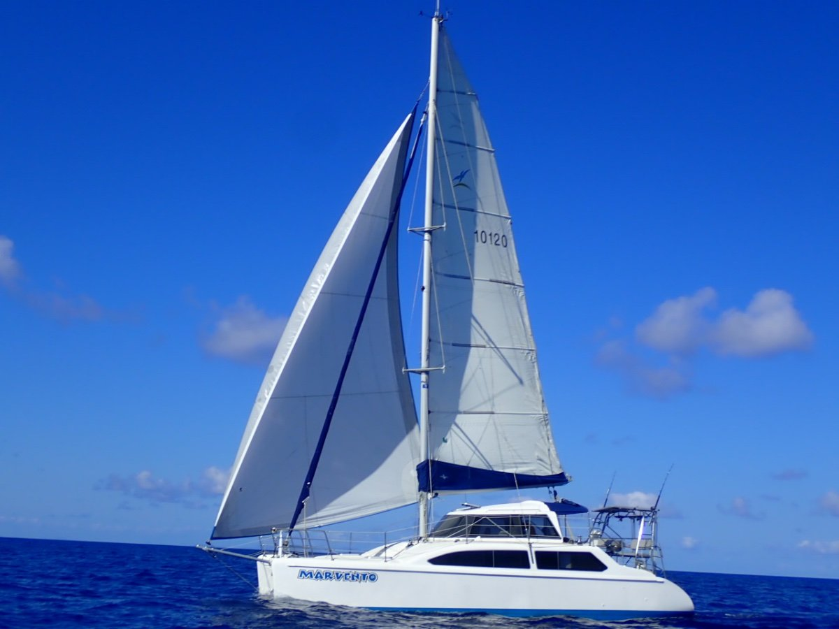 Seawind 1000 Cruise Equipped