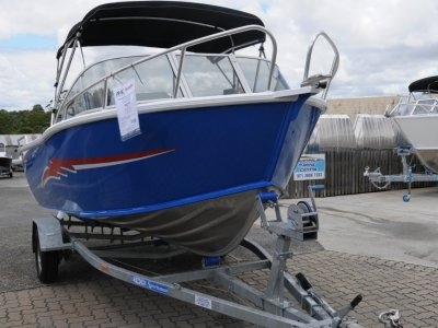 Aquamaster 4.55 Runabout