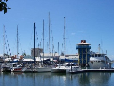 Marina Berth Package for Entrepreneurs.