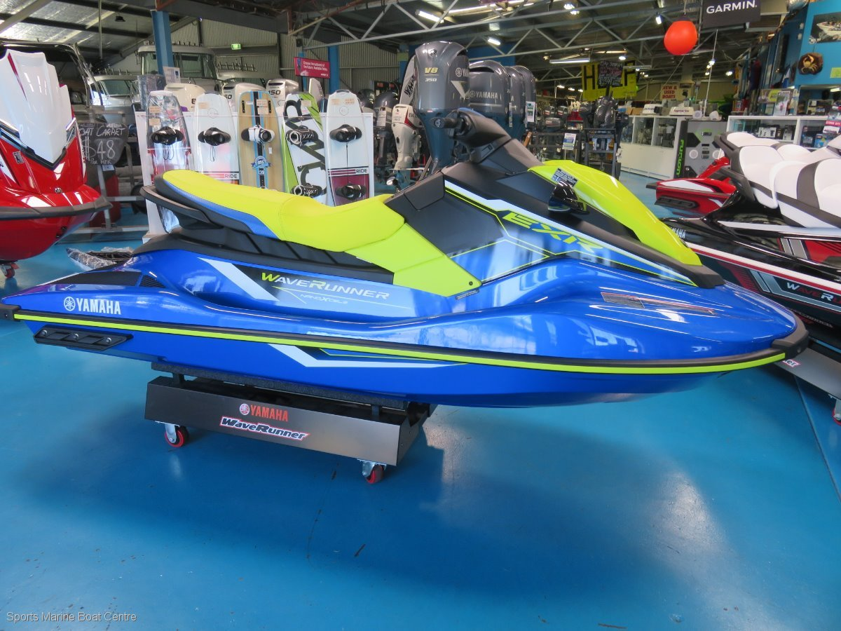 New Yamaha Exr: Jetskis   Boats Online for Sale   Fibreglass