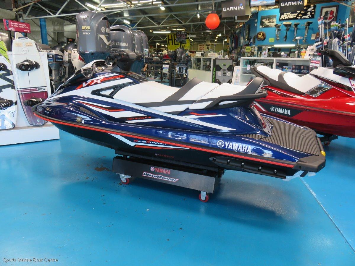 Yamaha VX CR HO