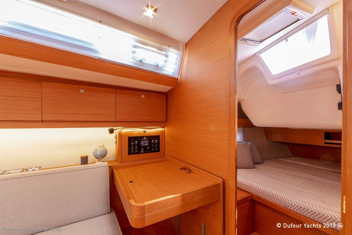 Dufour Grand Large 430 Demonstrator - Exclusive Offer