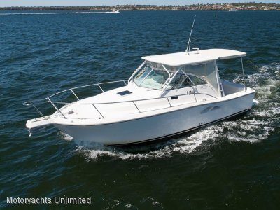 Rampage 31 Express - A brilliant little offshore sport fisher