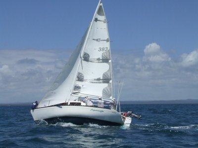 Seaway 25 Late model fixed keel version