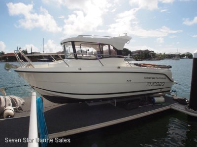 Parker Pilothouse 660 Comfortable Family Fisher, Cruiser