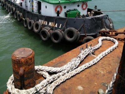 20.26m Steel Tug