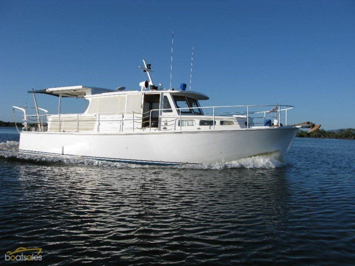 Bridgedeck 43 Motor Cruiser