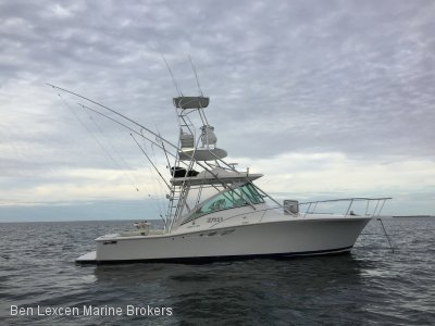 Luhrs 32 Open Tower