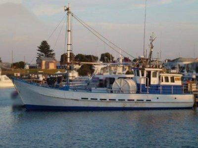 Multipurpose / shark boat