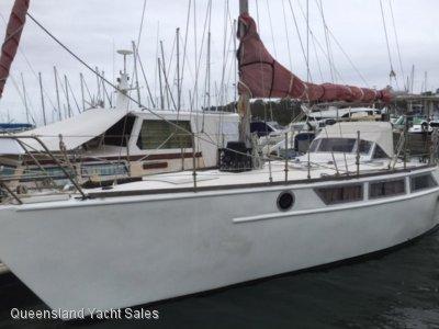 """Steel Yacht 30ft """"Reasonable Offers"""""""
