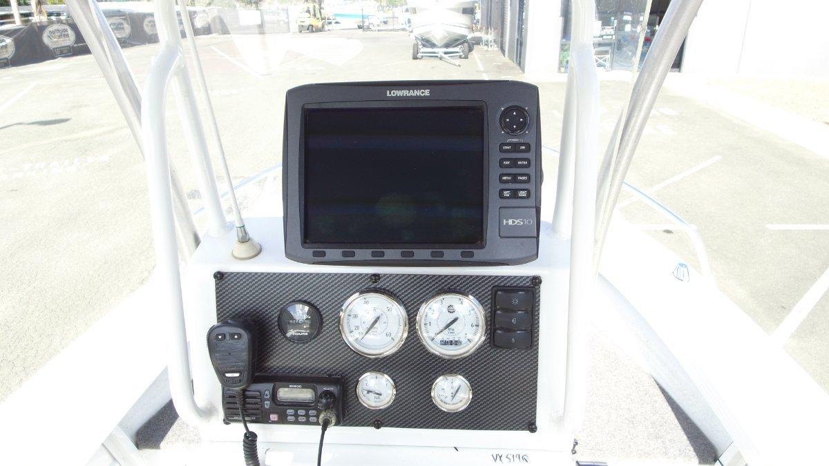 Quintrex 530 Legend + Evinrude ETEC E90