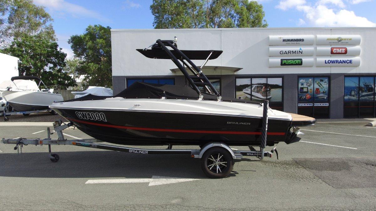 Bayliner 185 Bowrider + Mercruiser Alpha 1 4 5ltr 200hp: Power Boats
