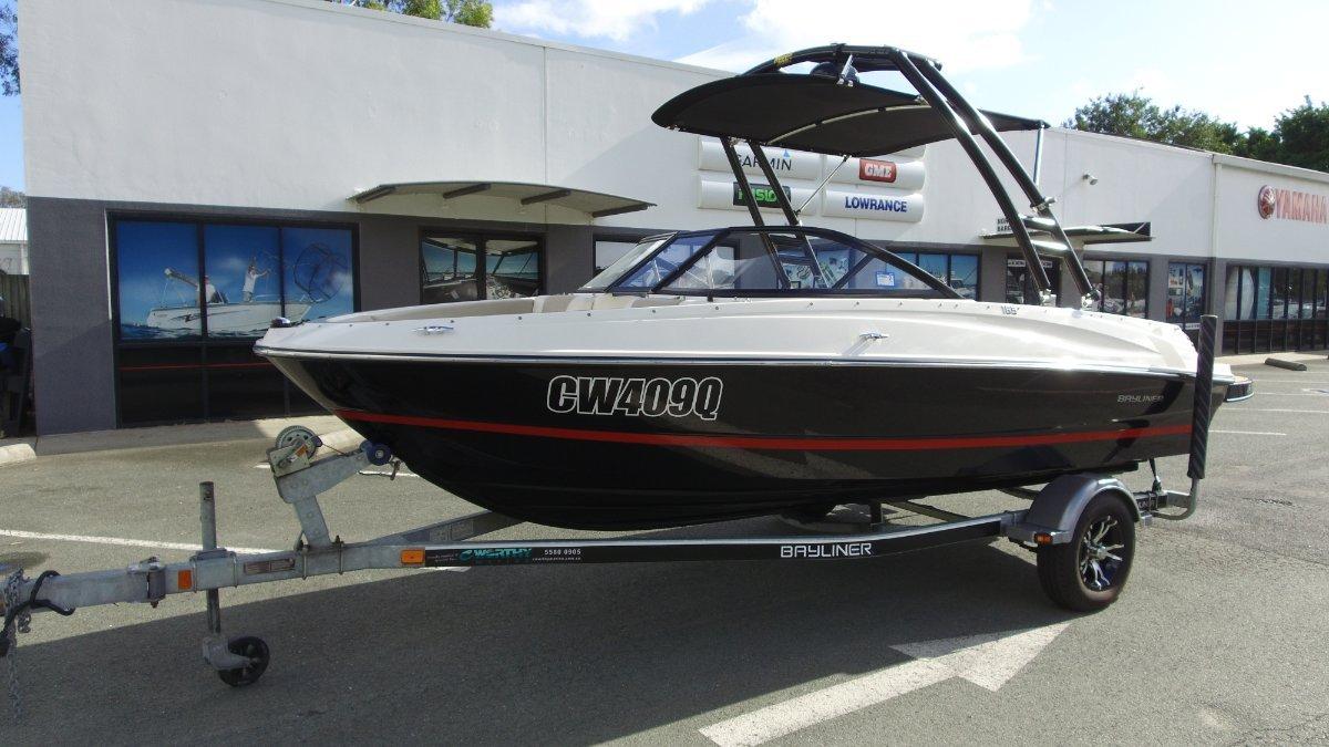 Bayliner 185 Bowrider + Mercruiser ALPHA 1 4.5LTR 200hp