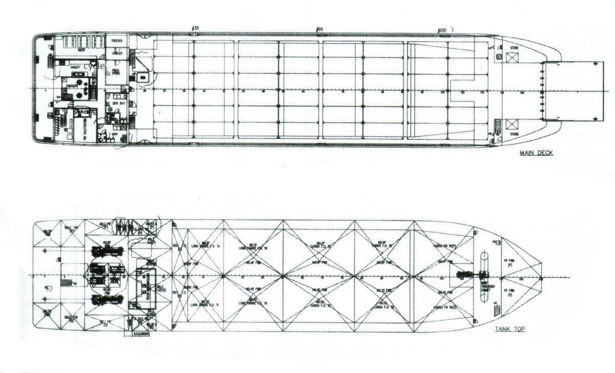 LANDING CRAFT - 80m