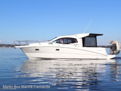 Karnic 2965 Cruiser Twin Diesel (Suit Searay, Gulfcraft, Merry Fisher)