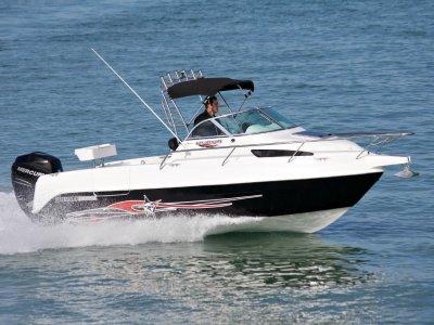 Haines Hunter 625 Offshore