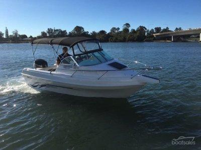 Haines Hunter 565 Cruiser