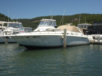 Sea Ray 50 Sundancer