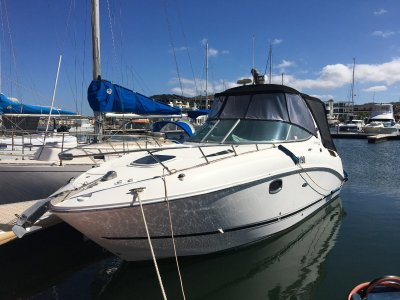 Sea Ray 260 Sundancer 2012 first launched with only 166 hrs, feels NEW!