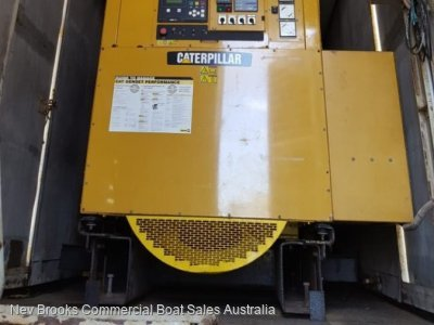 Caterpillar Trailer Power Units