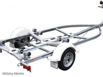 MACKAY MLJ4500 C CHANNEL BOAT TRAILER