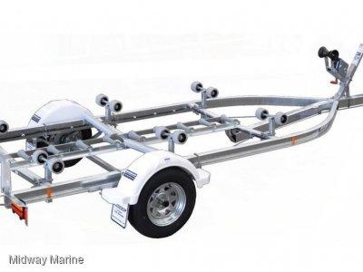 MACKAY MLJ4750 C CHANNEL BOAT TRAILER