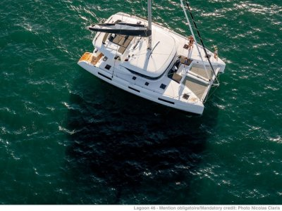 Lagoon 46 Under Contract