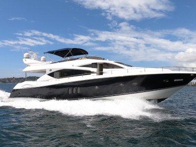 Sunseeker Yacht 75 75 Yacht