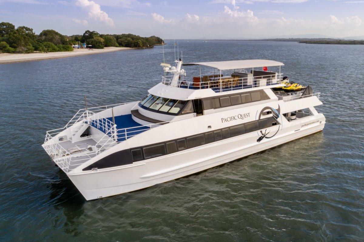 Pacific Quest - Luxurious Liveaboard Charter Vesse