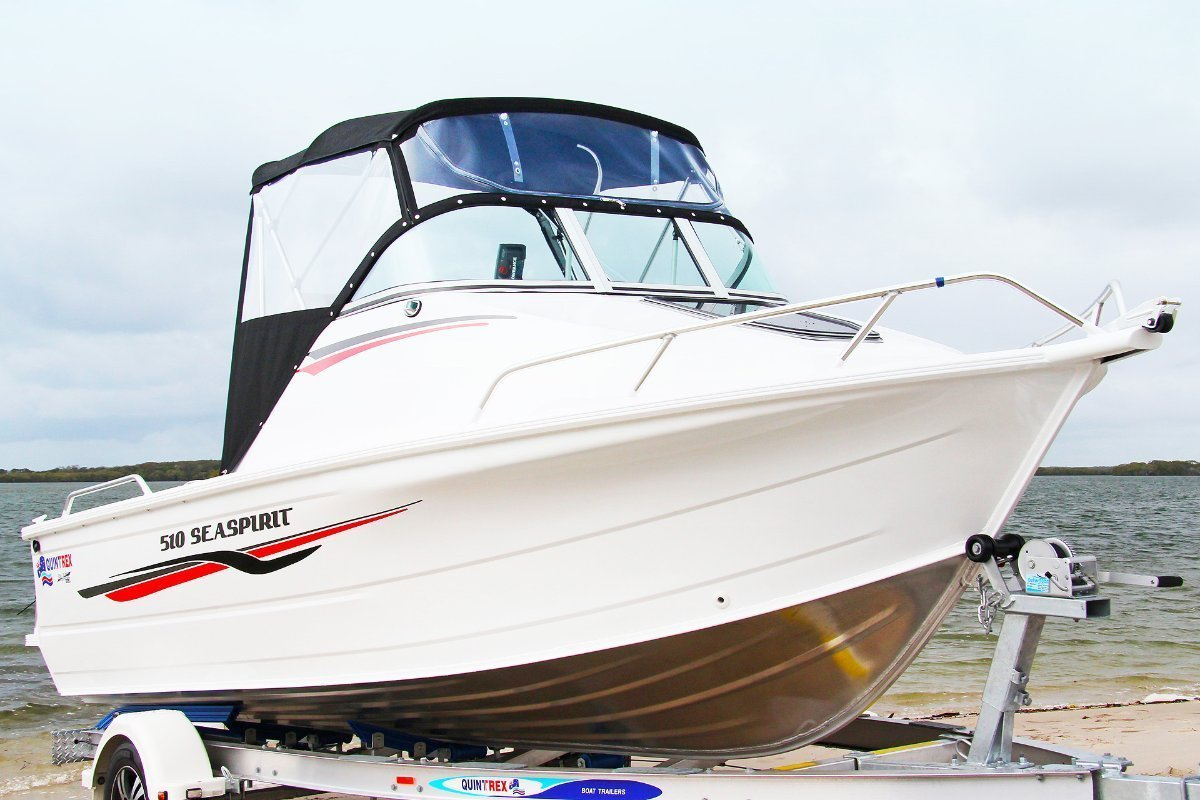 Quintrex 520 Sea spirit
