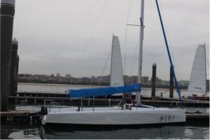 NEW BUILD - 8m Sport Sail Boat