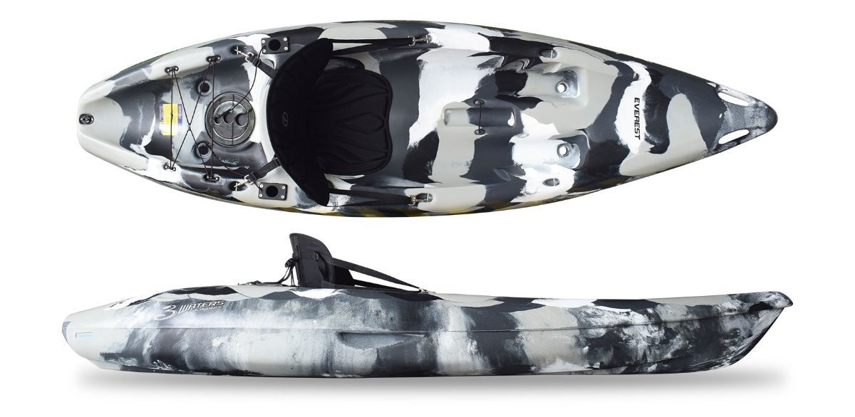 Everest Kayak by 3 Waters